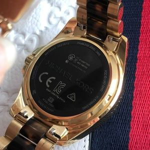 Michael Kors Accessories - MICHAEL KORS MKT5003-B Unisex Gold-Tone #33